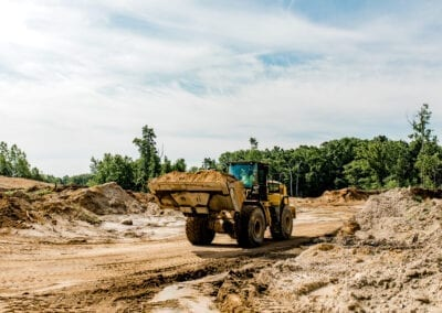 Excavating Company