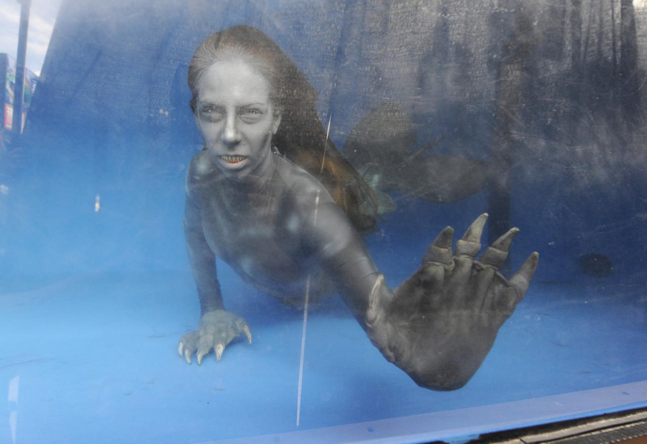 Freeform New York Comic-Con 2017 Mermaid