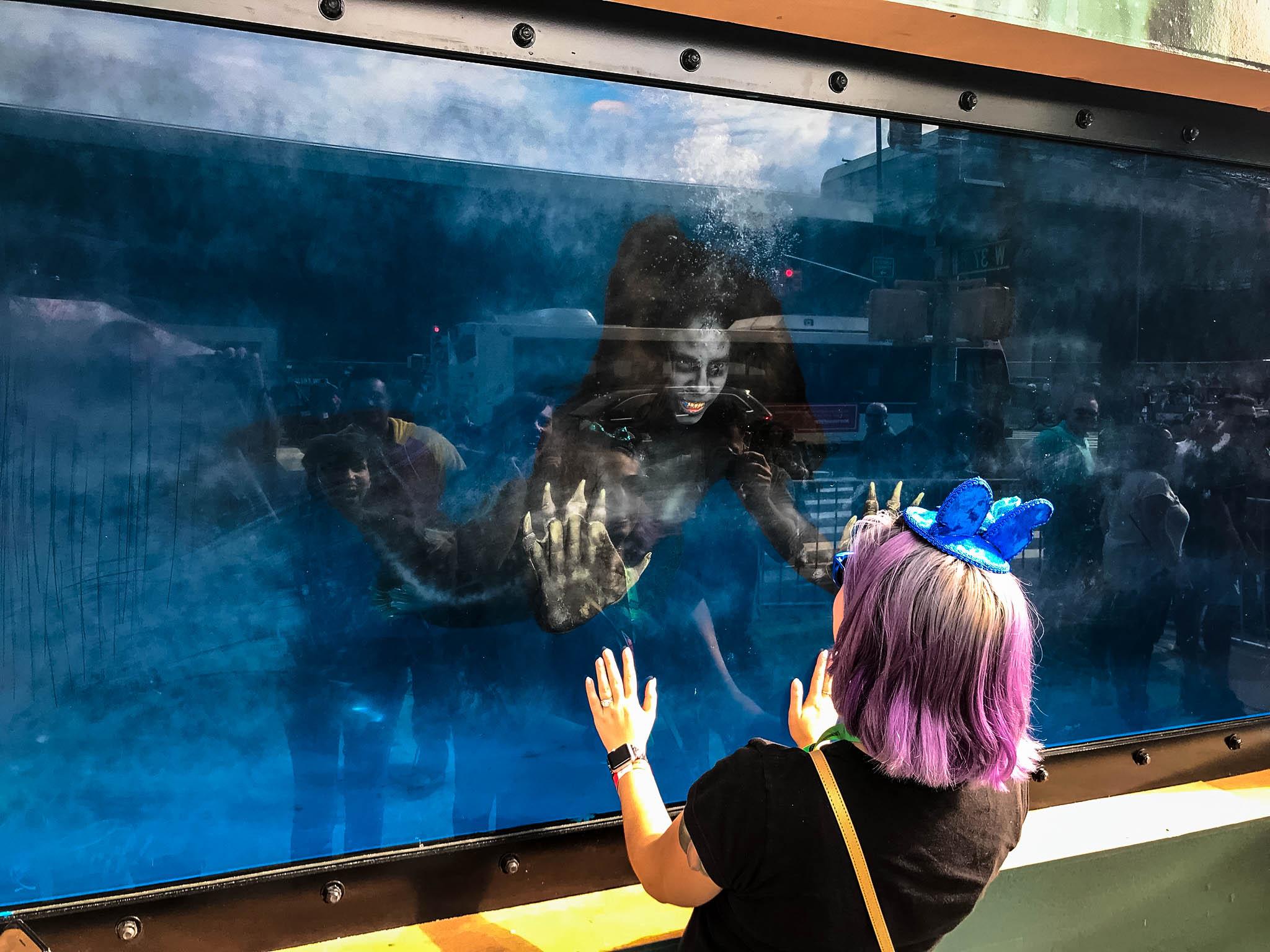 Freeform Mermaid NYCC