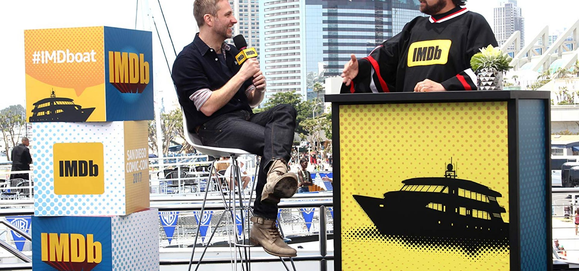 imdb boat interview