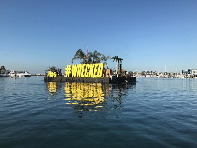 Wrecked Island