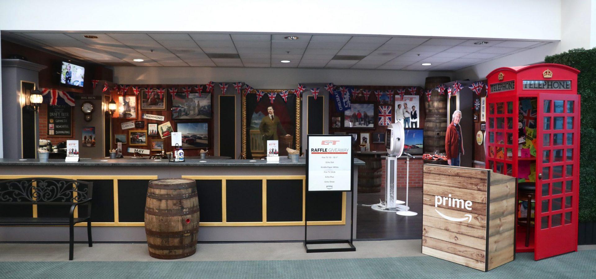Grand Tour Pub