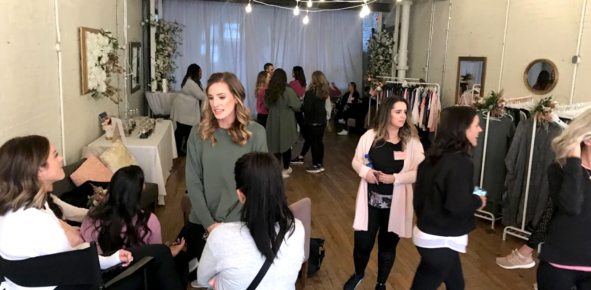 CARRIE UNDERWOOD'S CALIA & RYTHM ONE - INFLUENCER POP-UP EVENT
