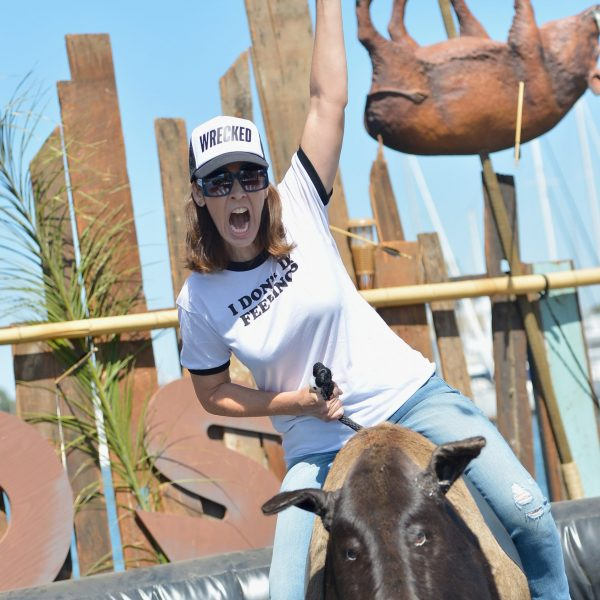 """Wrecked"" Press Influencer Event - Barge Experiential Marketing"