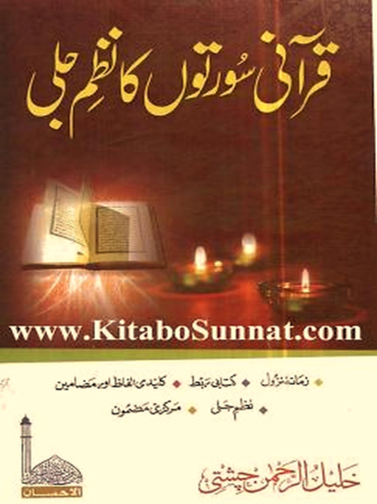 Qurani Soorton Ka Nazm e Jali