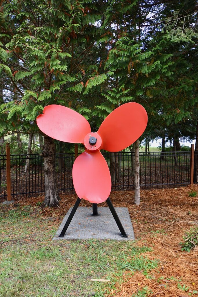 The Red Propeller