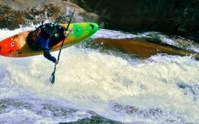 Pucon Creek Week (IV to V)