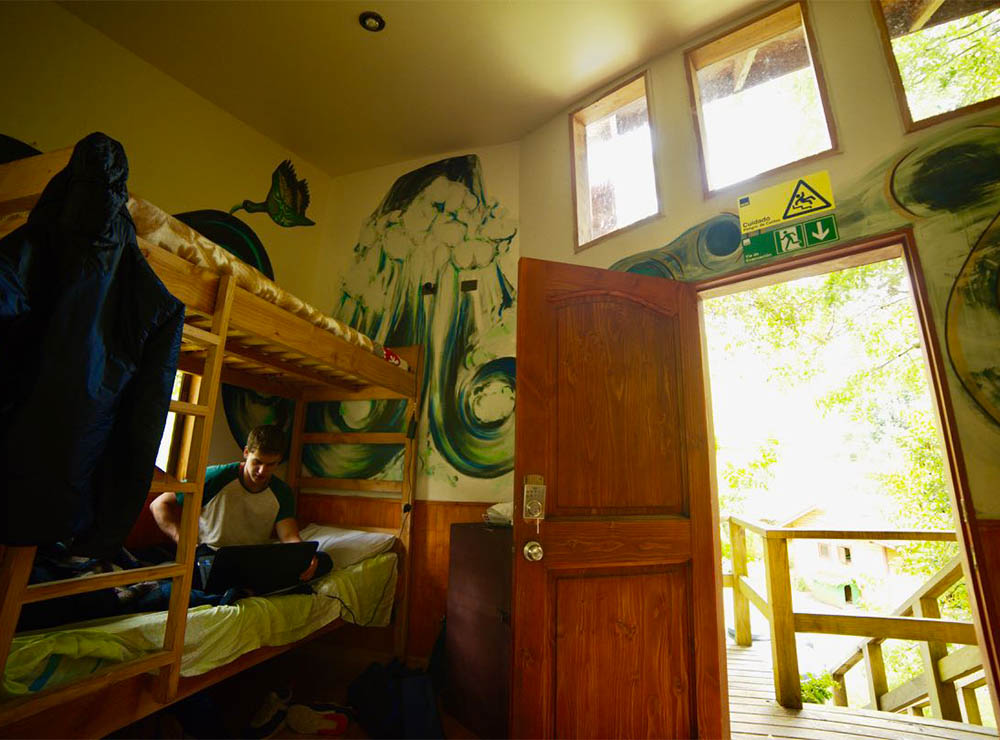 Shared Dorm Room