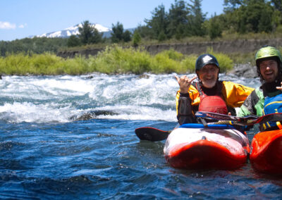 Fun Kayaking Chile