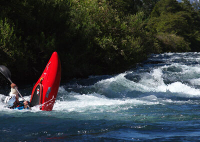 Chile Kayaking Trancura River