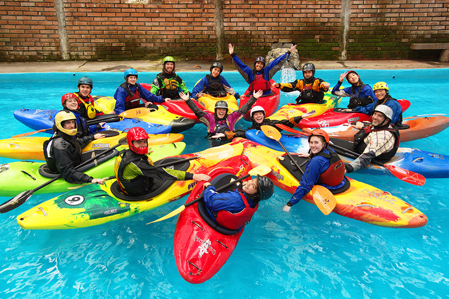 Chile Kayak rentals