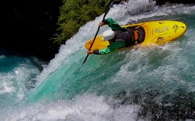David Hughes – Owner Pucon Kayak Retreat