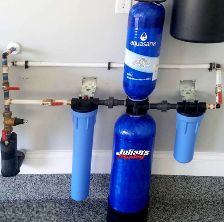 Water Filter Installs in Charlotte, NC