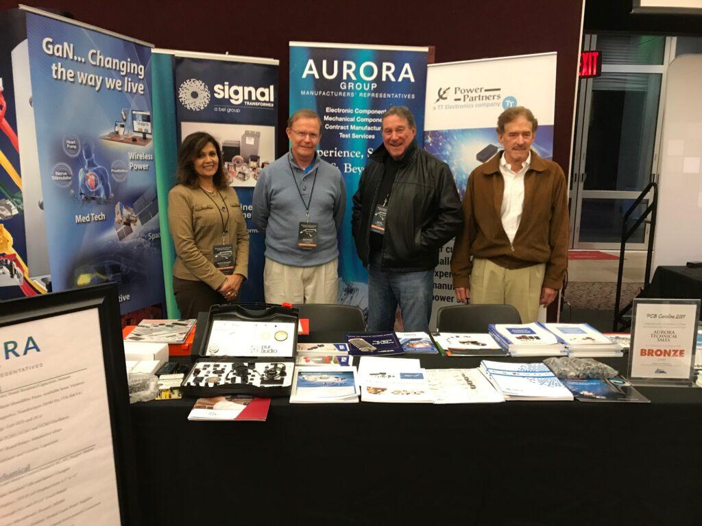 Aurora Group at PCB Carolina 2019