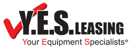 YES leasing logo