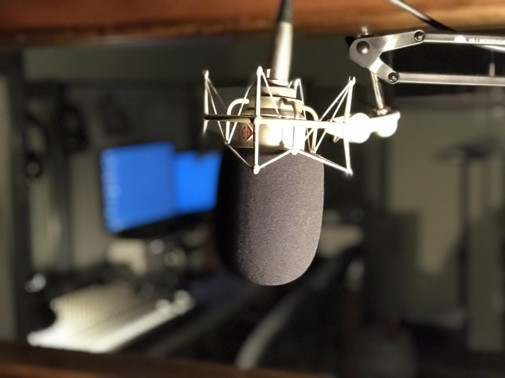 Voice Recording & Production