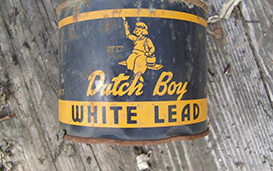 Why was Lead Used in Paint? It's Negative effects on Health