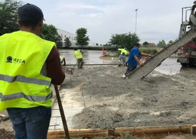 concrete cutting and repairing in Dallas Texas