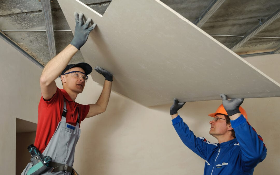 Our Drywall Process Explained for the Dallas Area