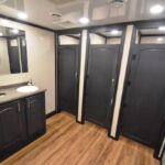 event portable restroom trailers vanity 3