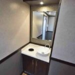 luxury restroom trailer vanity 5