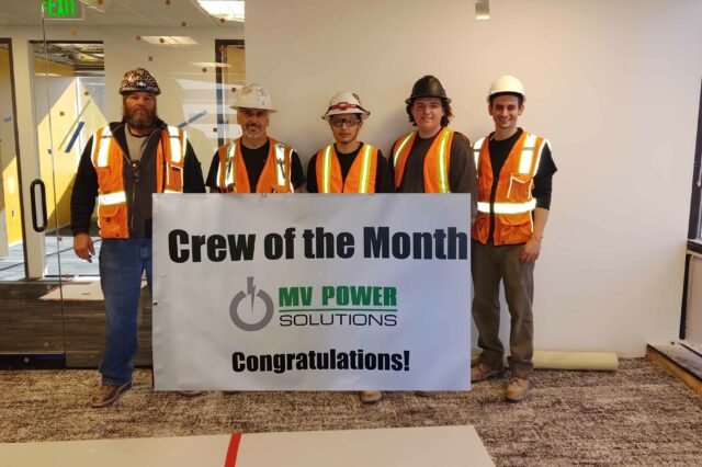 Crew of the Month- 01/2020
