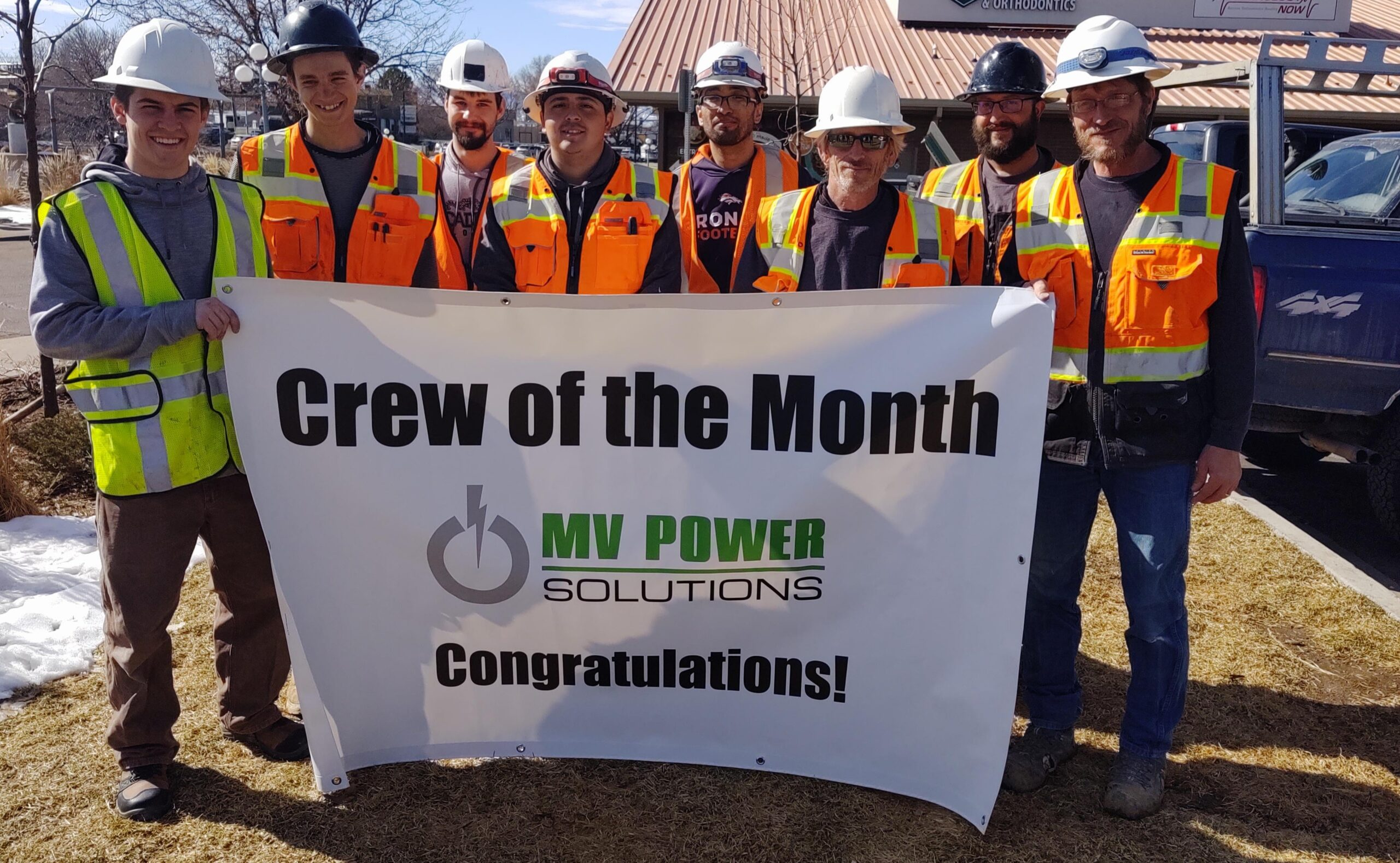 Crew of the Month – February