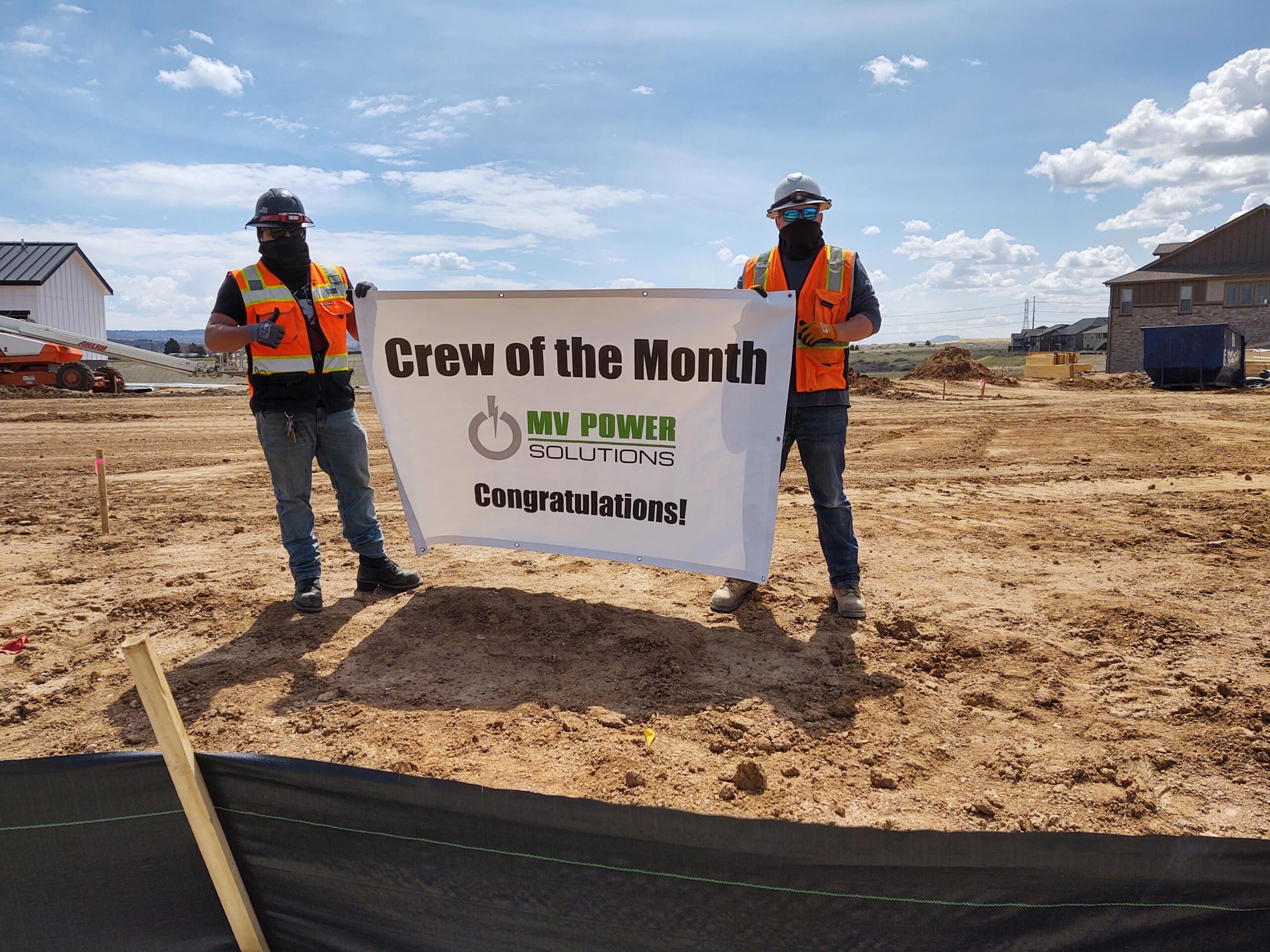 Crew of the Month – April
