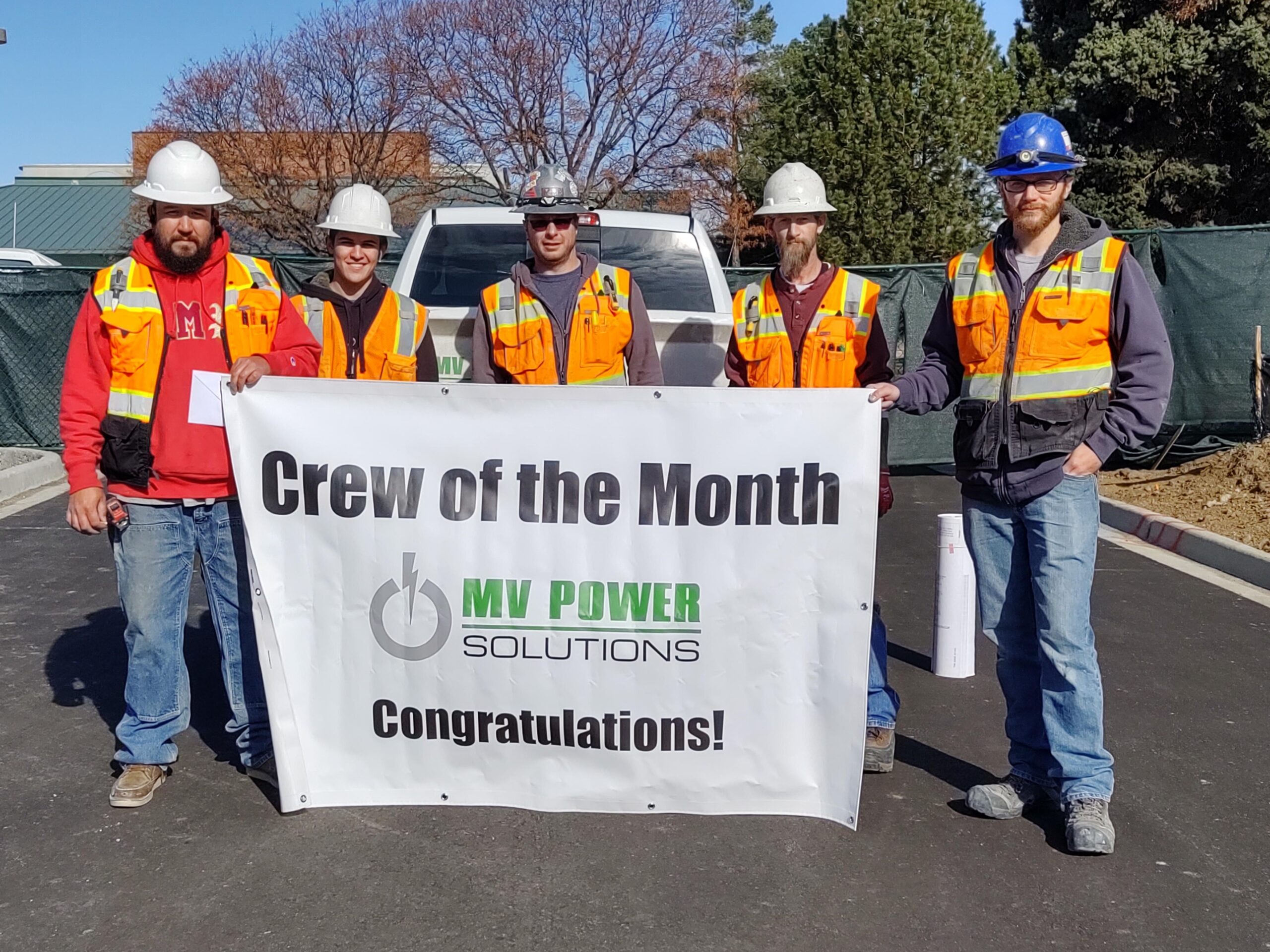 Crew of the Month – March