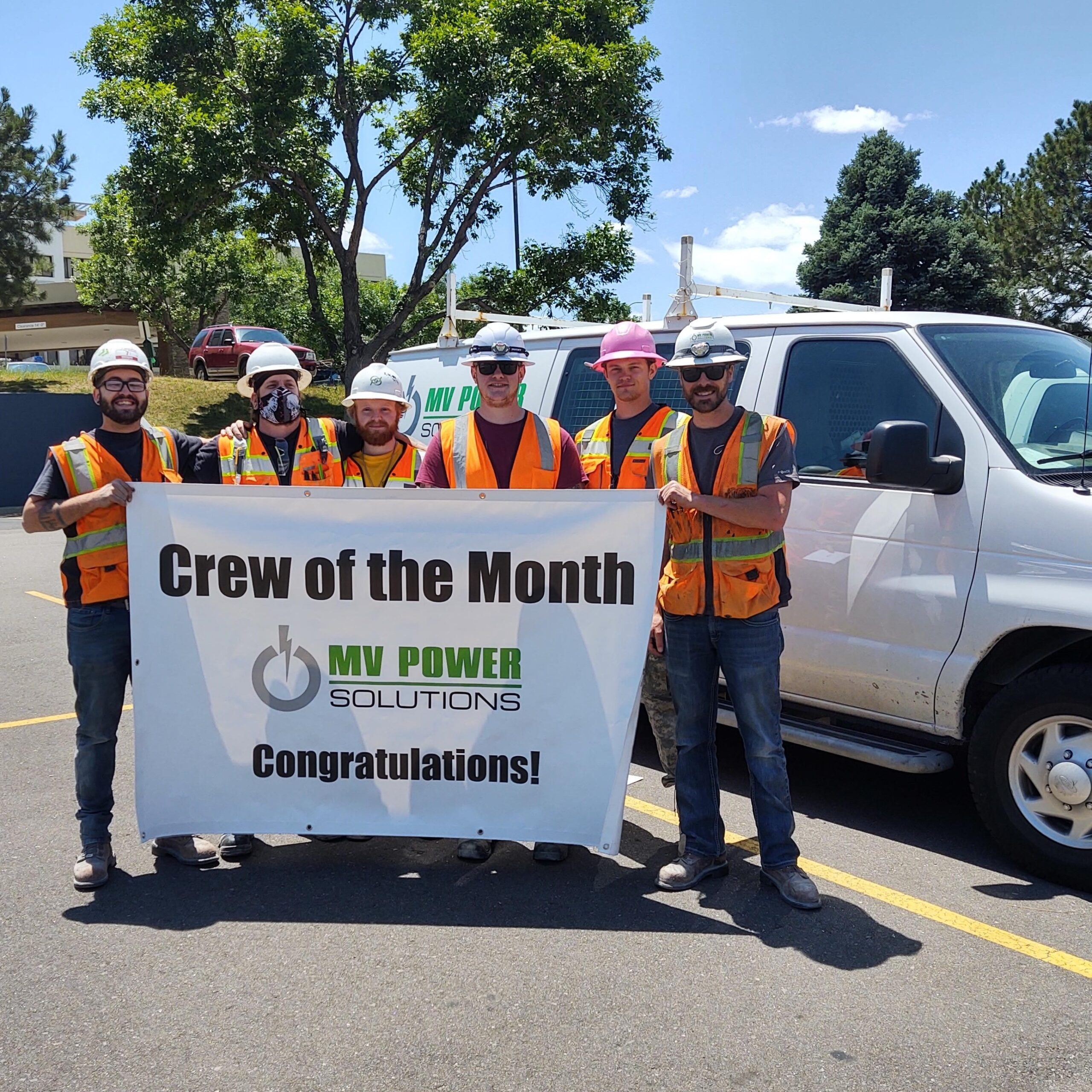 Crew of the Month – June
