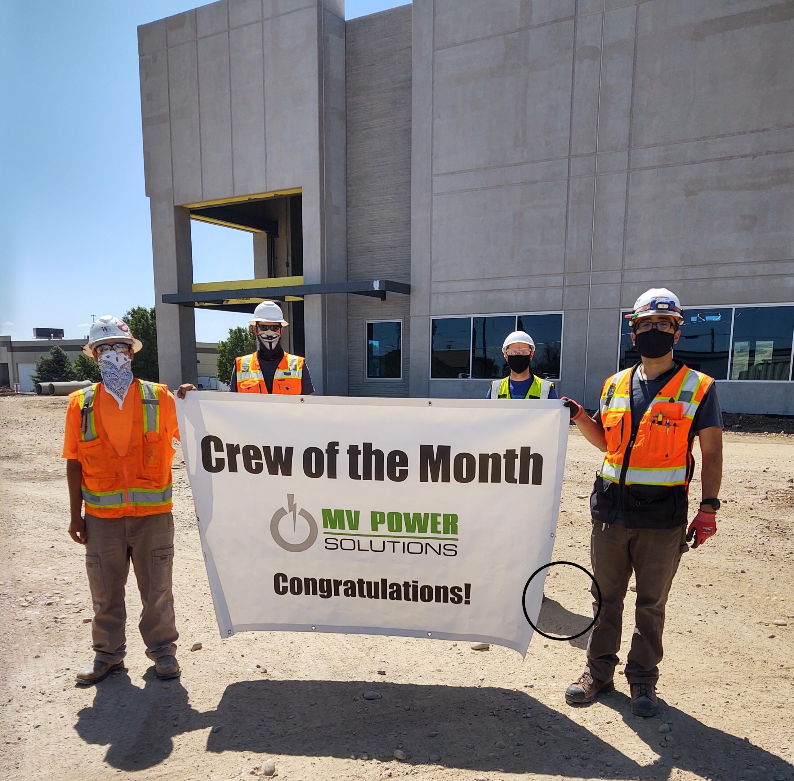 Crew of the Month – July