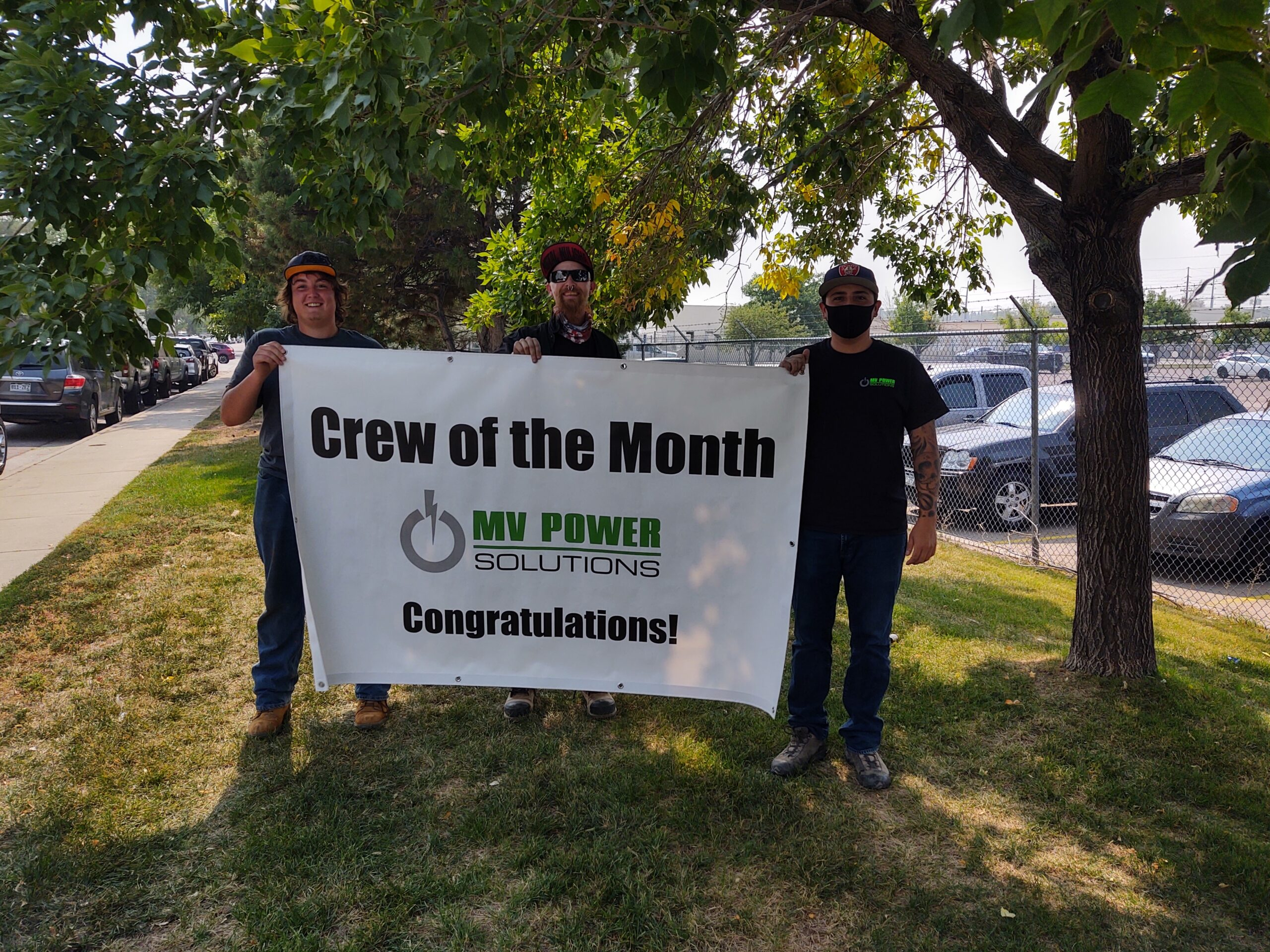 Crew of the Month – September