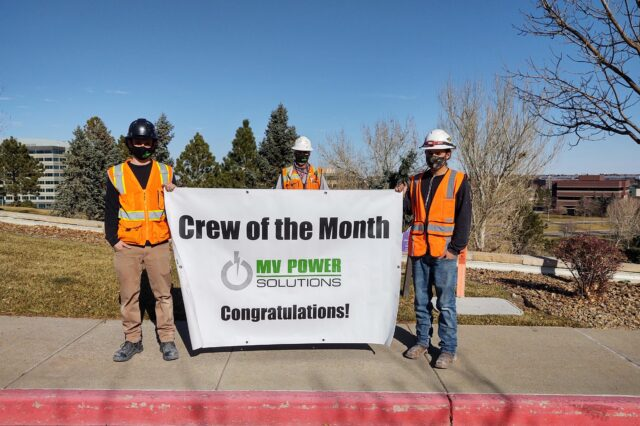 Crew of the Month – Nov 2020