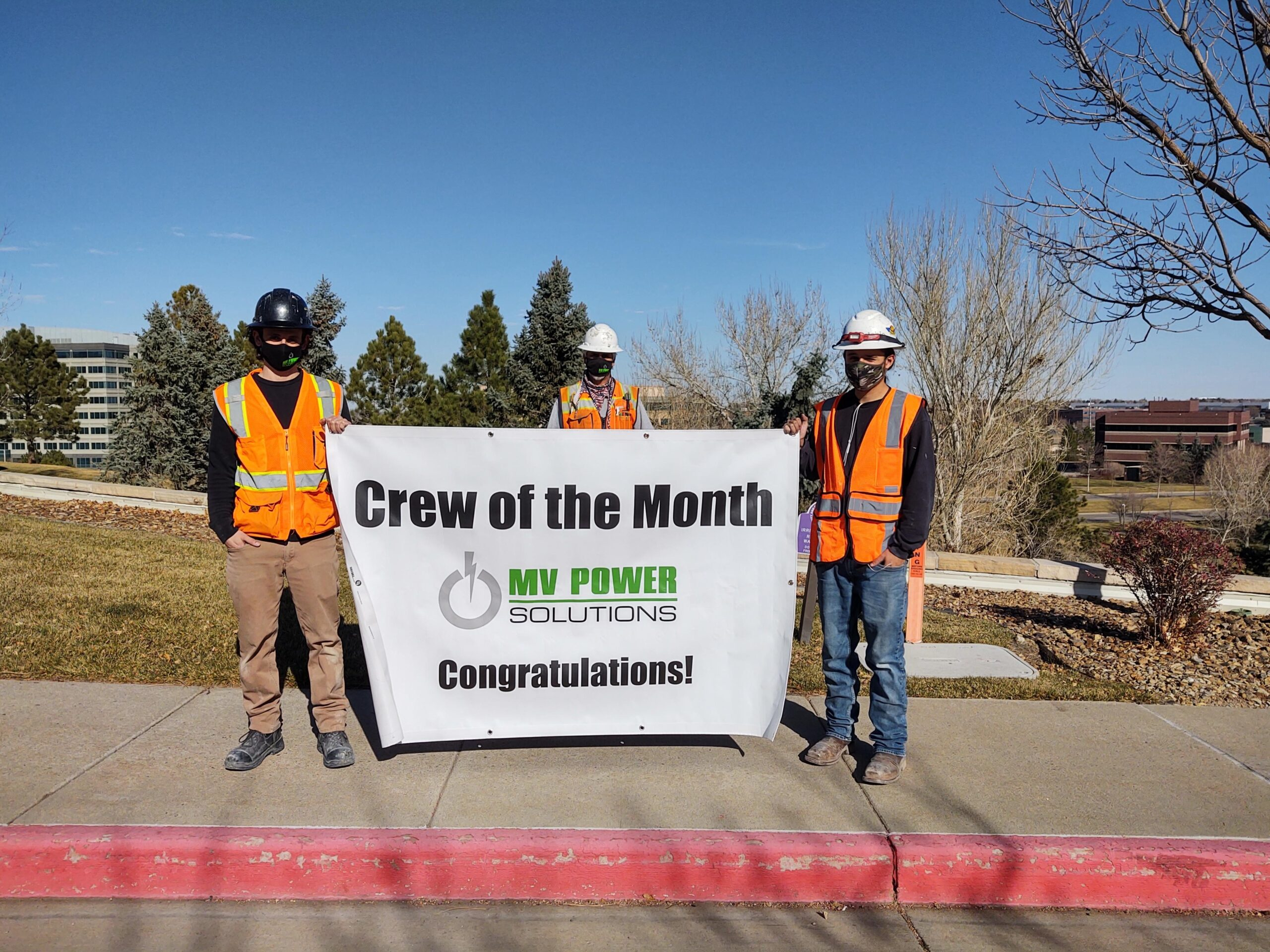 Crew of the Month – Nov 2020
