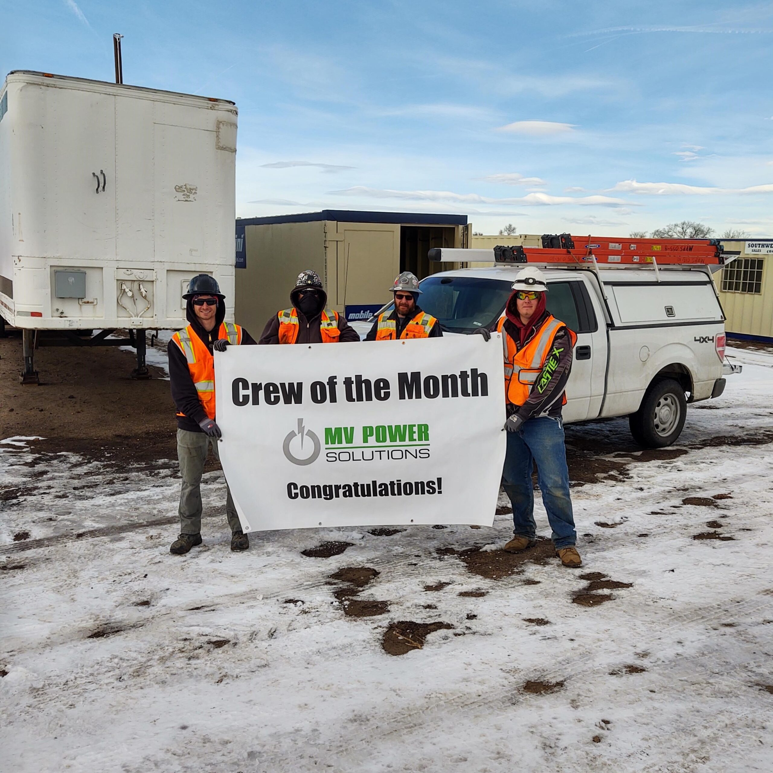 Crew of the Month – Dec 2020