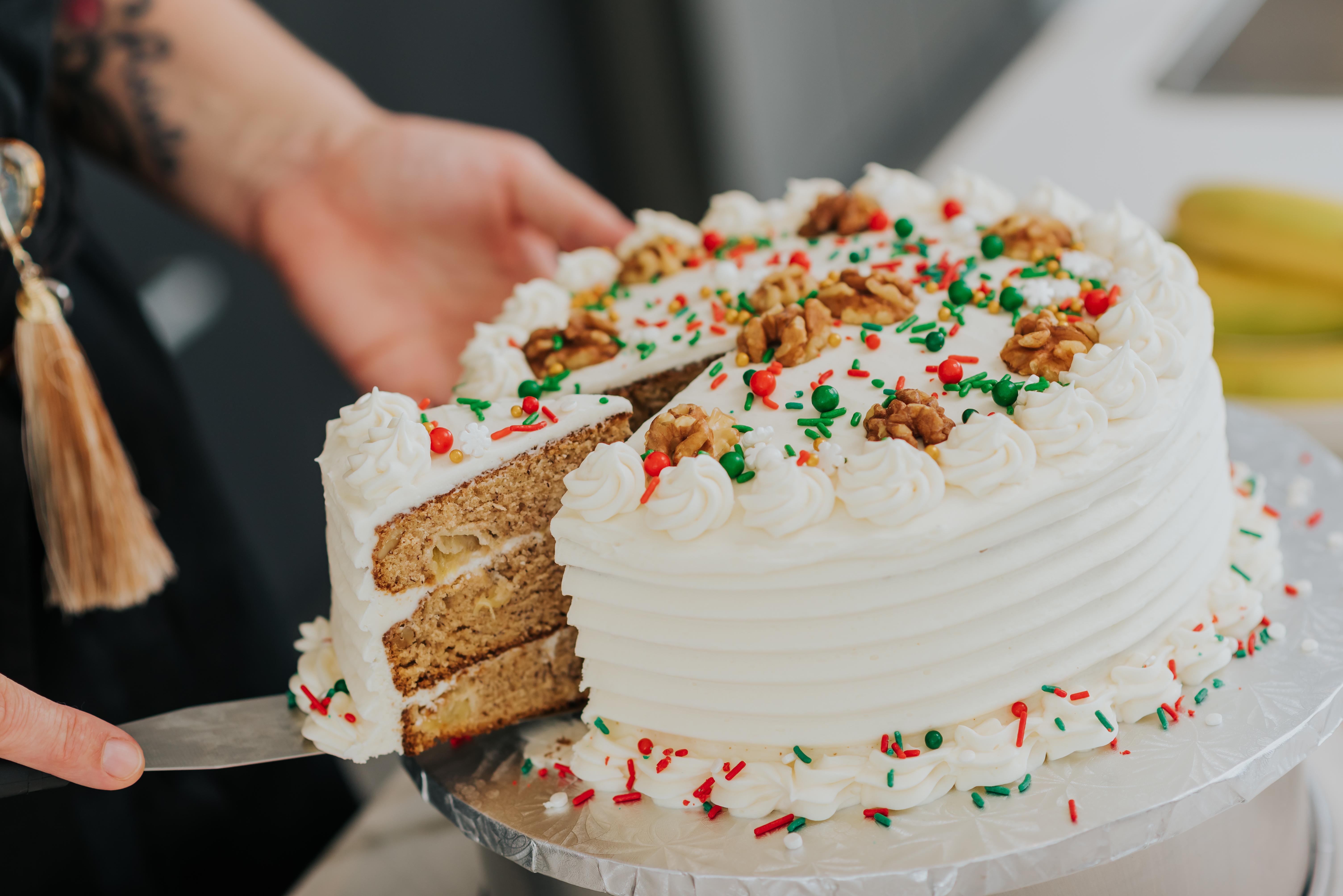 Humming Bird Cake