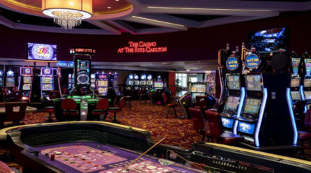 The Casino at The Ritz-Carlton Aruba, lo habri pronto como Aruba su prome casino non-smoking