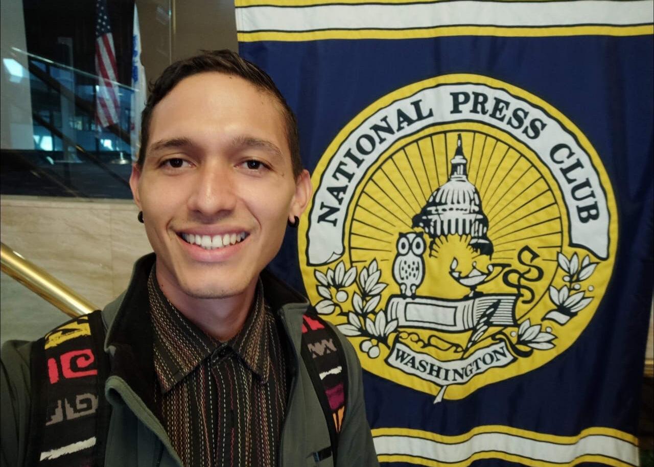 "Luis Villegas: No tin algo cu a siñami mas cu mi carera como periodista"""