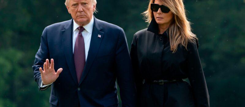 Presidente Donald Trump y su casa ta test positivo pa Covid-19