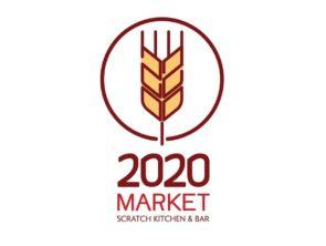 2020 Market Scratch Kitchen & Bar Logo