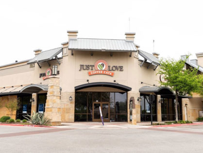 Press Release: Novak Commercial Construction Completes Just Love Coffee Cafe