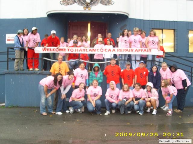 Repair Affair 2009