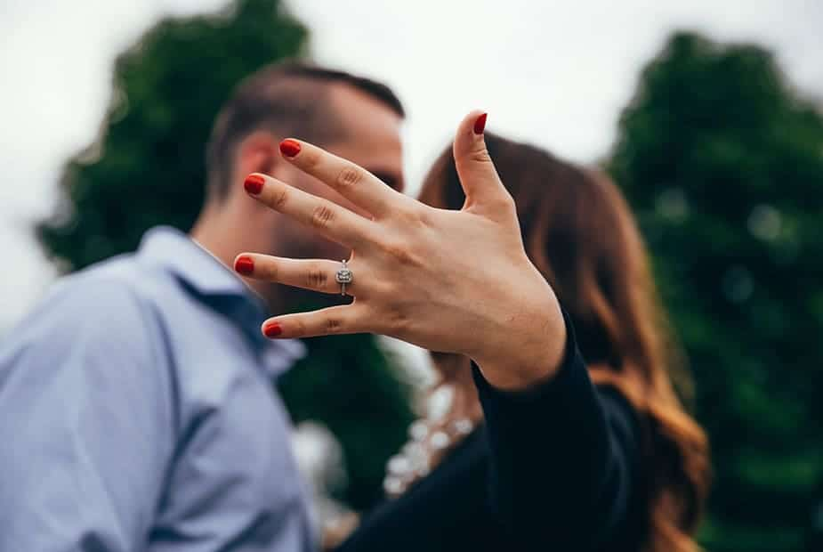 """Ask Dr. Sherry: """"My Fiancé Gave Me A $4,000 Engagement Ring But It Seems Like He's Holding Out On  Marriage. Should I Leave?"""""""