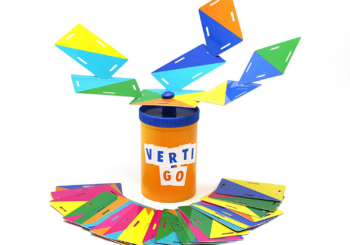 Verti-Go - Tabletop and Board Games Review
