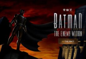 Batman: The Enemy Within - Episode 2: The Pact - XB1 Review