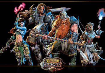 Dungeons & Dragons Heroes - Retro Reflections