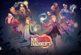 Nine Parchments - Switch Review