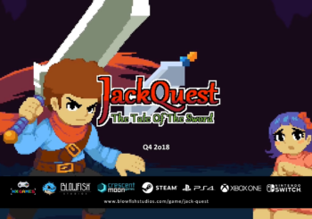 Action Platformer JackQuest Jumps to Switch, PS4, XB1, PC This Fall - News
