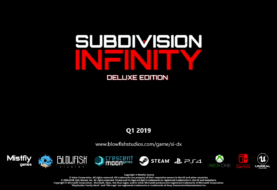 Subdivision Infinity Jets to Switch, PS4, XB1, PC in 2019 - News