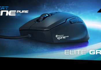 ROCCAT Kone Pure SE Gaming Mouse - Hardware Review